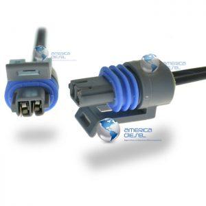 2-Way MP Grey connector