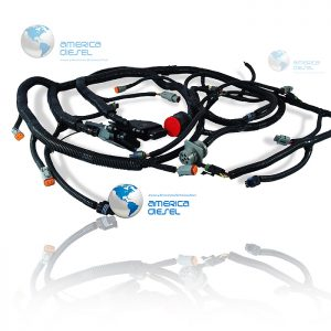 N14 Celect Plus Engine Wiring Harness