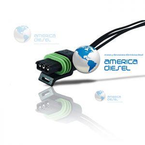 3-Way MP Black Connector