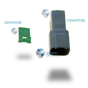 2-Way Connector Male