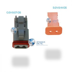 2-Way Connector Female