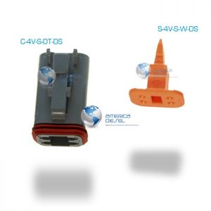 4-Way Connector Female