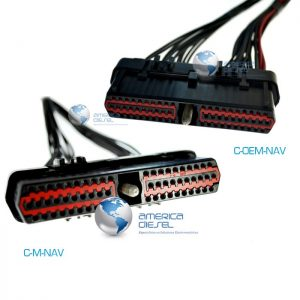 Conectores Navistar Motor y Cabina