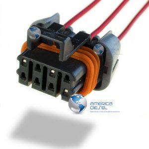 Headlights Connector