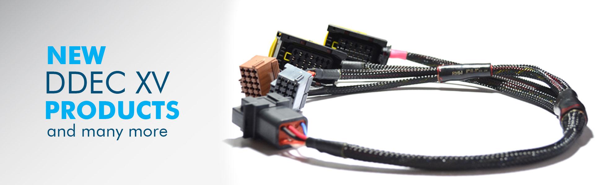 New DDEC XV Products